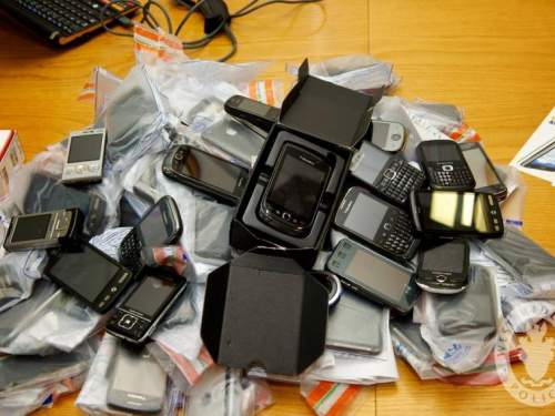 Mobile devices as evidence
